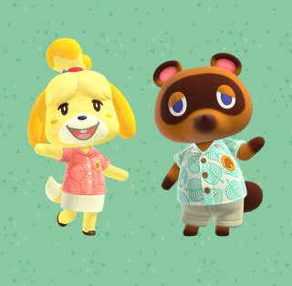 Animal Crossing Tom Nook