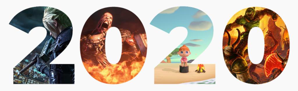 Anticipated Games 2020
