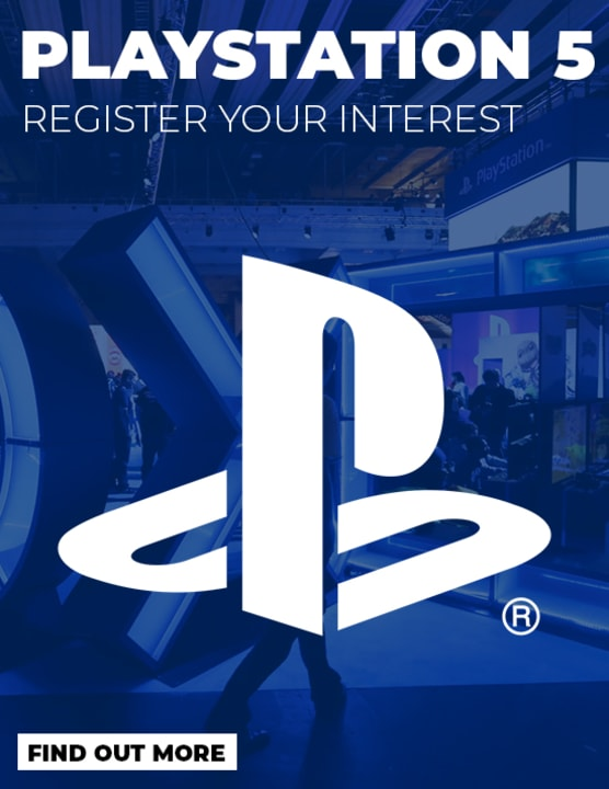 Just Announced -PS5 - register your interest Now