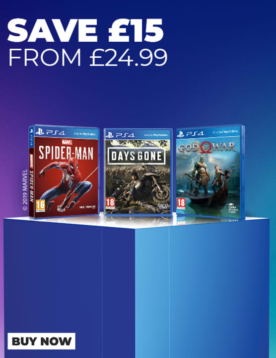 Days of Play - Only on Playstation Save £15
