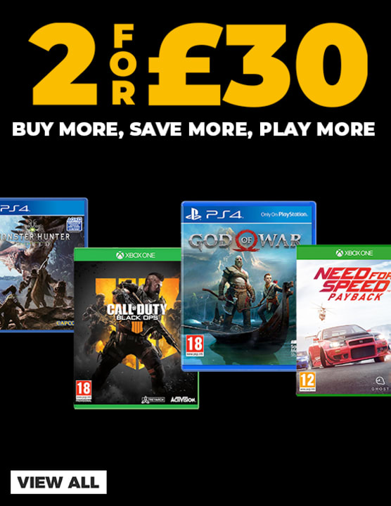GAME | Gaming Specialist For Consoles, Games & Accessories!