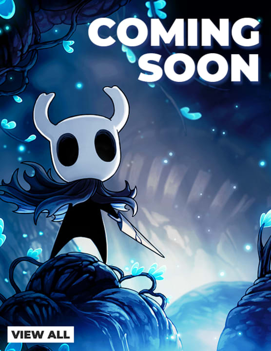 Games Coming Soon - Hollow Knight