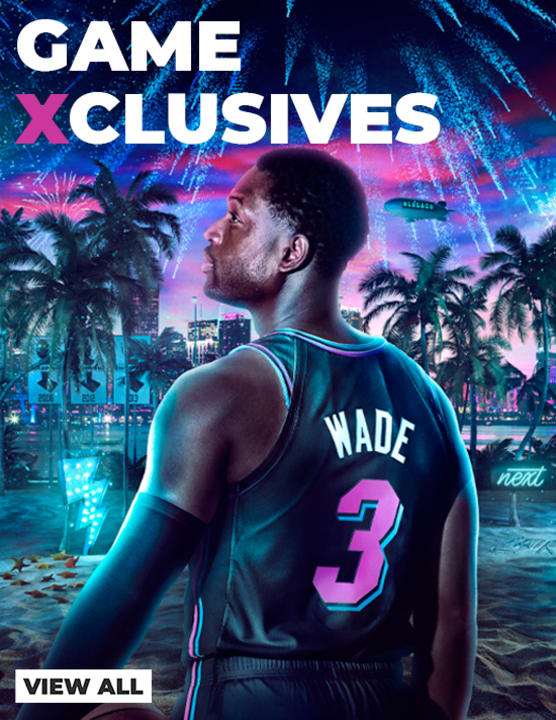 Game Exclusives - NBA 2k20