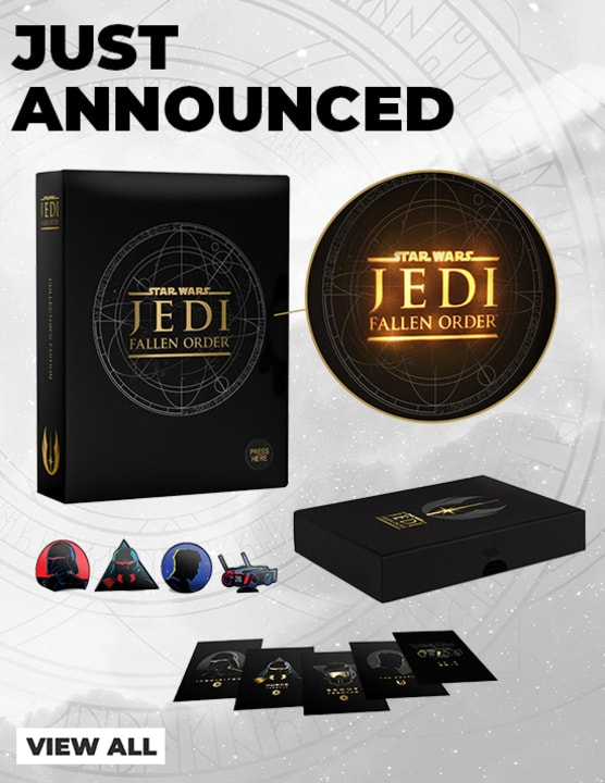 Just Announced - Pre-order Now