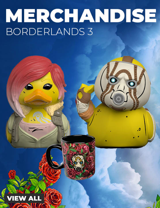 Borderlands 3 Merchandise