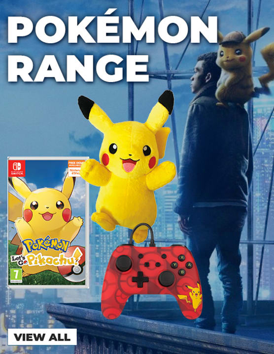 Detective Pikachu Out Now!